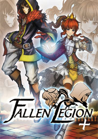 Game Fallen Legion+ (PC) cover