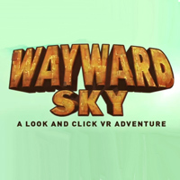 Okładka Wayward Sky (PS4)
