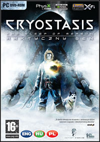 Okładka Cryostasis: Sleep of Reason (PC)