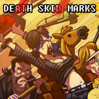 Okładka Death Skid Marks (PC)