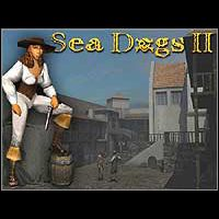 Okładka Sea Dogs II (PC)