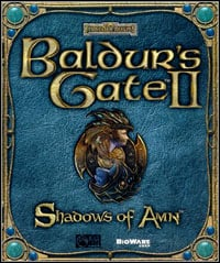 Game Box for Baldur's Gate II: Shadows of Amn (PC)