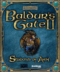 Okładka Baldur's Gate II: Shadows of Amn (PC)