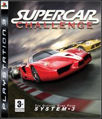 Okładka SuperCar Challenge (PS3)