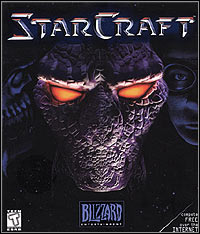 Okładka StarCraft (PC)