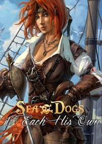 Sea Dogs: To Each His Own (PC cover
