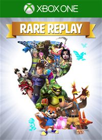 Game Box for Rare Replay (XONE)