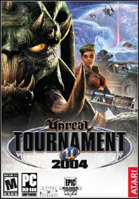 Okładka Unreal Tournament 2004 (PC)