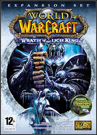 Game Box for World of Warcraft: Wrath of the Lich King (PC)