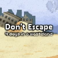Game Box for Don't Escape: 4 Days in a Wasteland (PC)
