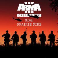 Okładka Arma III Creator DLC: S.O.G. Prairie Fire (PC)