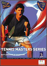 Okładka Tennis Masters Series (PC)