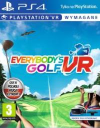 Game Box for Everybody's Golf VR (PS4)