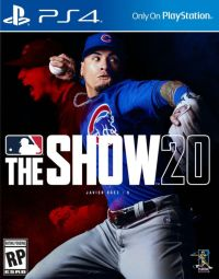 Game Box for MLB: The Show 20 (PS4)