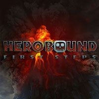 Okładka Herobound: First Steps (AND)