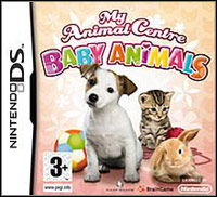 Okładka My Animal Centre: Baby Animals (NDS)