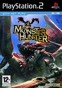 Game Box for Monster Hunter (PS2)