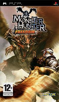 Okładka Monster Hunter Freedom (PSP)