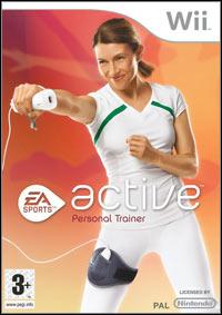 Okładka EA Sports Active (Wii)