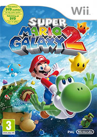 Game Box for Super Mario Galaxy 2 (Wii)