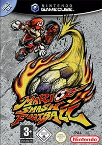 Game Box for Super Mario Strikers (GCN)