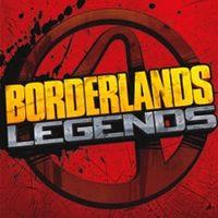 Okładka Borderlands Legends (iOS)
