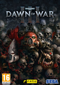 Okładka Warhammer 40,000: Dawn of War III (PC)