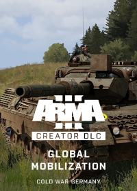 Game Box for Arma III Creator DLC: Global Mobilization - Cold War Germany (PC)