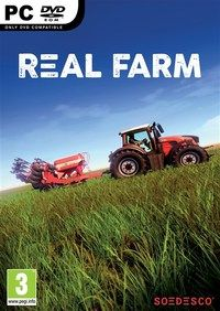 Game Real Farm (PC) cover