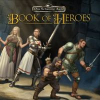 Game Box for The Dark Eye: Book of Heroes (PC)
