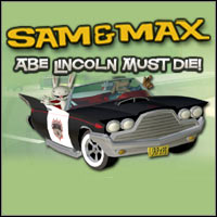 Okładka Sam & Max: Season 1 – Abe Lincoln Must Die! (PC)