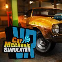 Okładka Car Mechanic Simulator VR (PC)