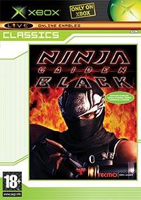 Okładka Ninja Gaiden Black (XBOX)