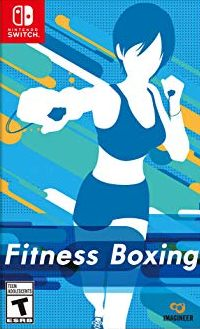 Game Box for Fitness Boxing (Switch)