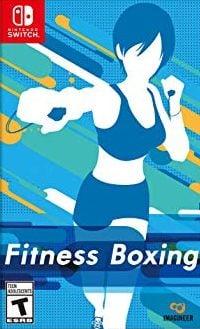 Okładka Fitness Boxing (Switch)