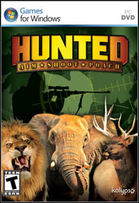 Okładka Hunted (PC)