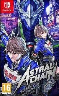 Okładka Astral Chain (Switch)