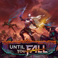 Game Box for Until You Fall (PC)