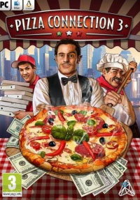Game Box for Pizza Connection 3 (PC)