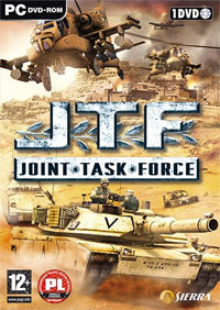Game Box for Joint Task Force (PC)