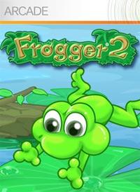 Okładka Frogger 2 (X360)