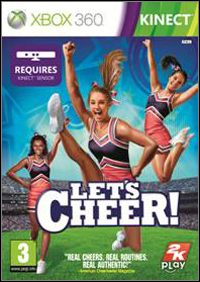 Game Box for Let's Cheer (X360)