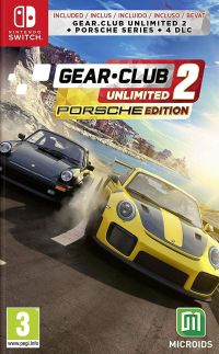 Game Box for Gear.Club Unlimited 2: Porsche Edition (Switch)