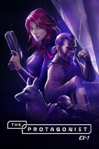 The Protagonist: EX-1 (PC cover