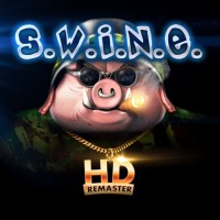 Game Box for S.W.I.N.E. HD Remaster (PC)