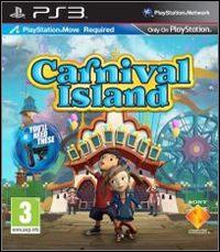 Okładka Carnival Island (PS3)