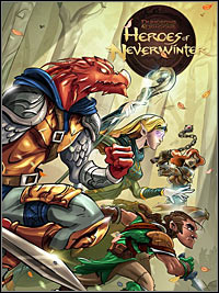 Game Box for Dungeons & Dragons: Heroes of Neverwinter (WWW)