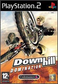Okładka Downhill Domination (PS2)