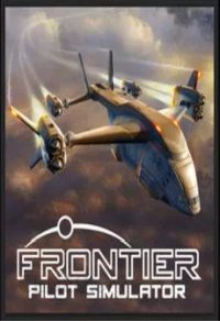 Game Box for Frontier Pilot Simulator (PC)