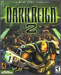 Game Box for Dark Reign 2 (PC)